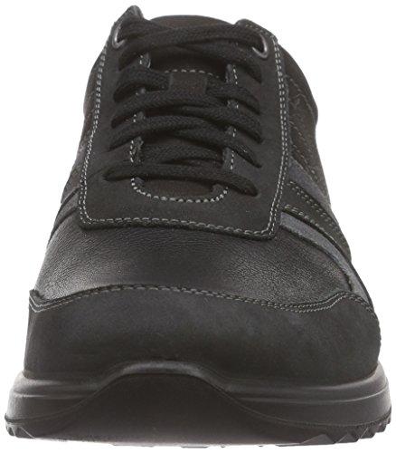 Jomos Elan, Sneakers basses homme Multicolore - Mehrfarbig (schwarz/shark 0064)