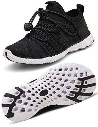 fe4dca76df93 Gaatpot Boy's Girl's Aqua Water Shoes Low-Top Athletic Trainers Fashion  Sandals Running Sneakers Sports