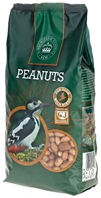 Kew Wildlife Care Collection 1Kg Kew Peanuts from CJ Wildbird Foods Ltd