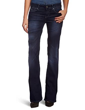 G-Star Women's 3301 Bootcut Jeans, Blue (Dark Aged 4673.89), 26W x 32L