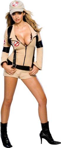 Sexy Ghost Buster Damen Kostüm, Größe:L