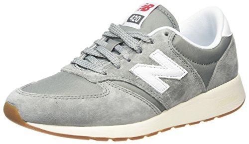 New Balance Damen WRL420 Sneaker, Grau (WRL420EC), 41 - Womens New Schuhe Balance Lässig