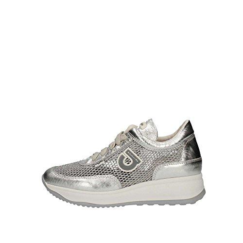 Agile By Rucoline RUCOLINE 1304-83398 Sneakers Frau Silber 37 Frau Moc