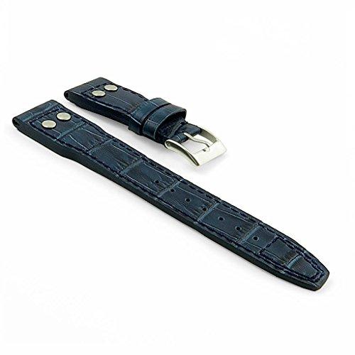 dassari-aviator-croc-embossed-leather-watch-strap-for-iwc-big-pilot-in-blue-20mm