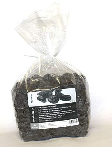 ATTRATEC No. 12 Trockenpflaumen 2,5 kg Lockmittel für Raubwild und Fallenjagd