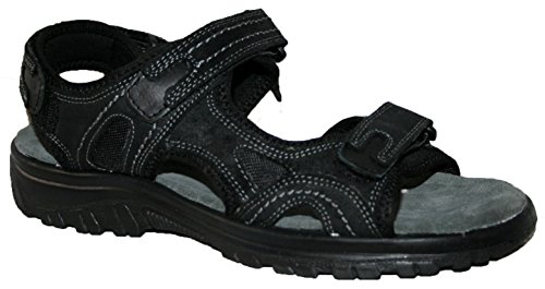 mens-leather-upper-touch-close-straps-sandal-with-cross-strap-front-and-padded-insole-uk10-44-eu-bla