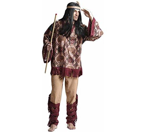 Limit Sport cosaca-Kostüm für Erwachsene, Größe M (MA973) (Kreative Wild West Kostüm)