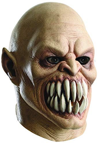 Rubie's Baraka Mortal Kombat Maske Latex Deluxe für Erwachsene
