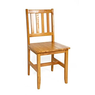 AMAZON FULFILLED PRODUCT - PRICE IS FOR TWO CHAIRS - SOLD IN PAIRS. Brand new, beautiful, strong Cafe, Bistro, Dining Restaurant, Pub chairs. LANCASTER CHAIRS DESIGNED TO OUR OWN SPECIFICATIONS - ONLY HARRINGAY FURNITURE HAVE THIS PRODUCT