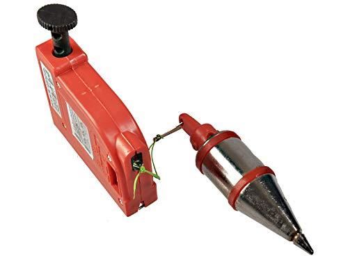 -Plomada 400g + magnético con alimentador automático y 4,5metros longitud