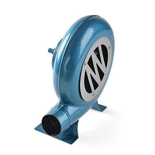 an Grill BBQ Feuerzeuge Kohle Feuerzeug BBQ Fan Gebläse Fan-Blue,350W ()
