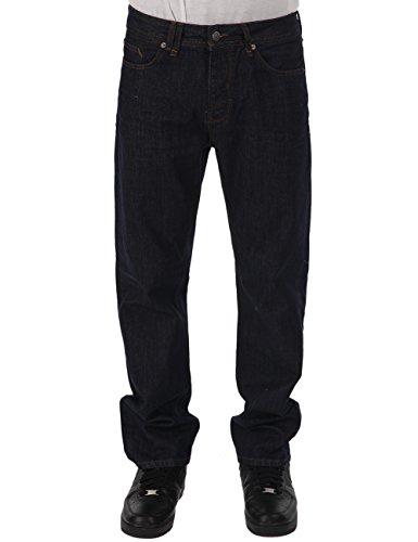 Bench, Jeans Uomo Wahwahv17, Blu (Raw), X-Small (Taglia Produttore: W28L32)