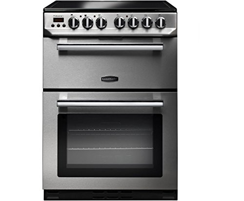 Rangemaster Professional Plus 60 Cooker - Freestanding - PROP60ECSS/C - Stainless Steel / Chrome Best Price and Cheapest