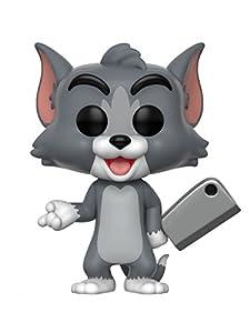 Funko- S1 Figura 10 Cm Vinyl Pop Animation Tom and Jerry,, Standard (FUNVPO32165)