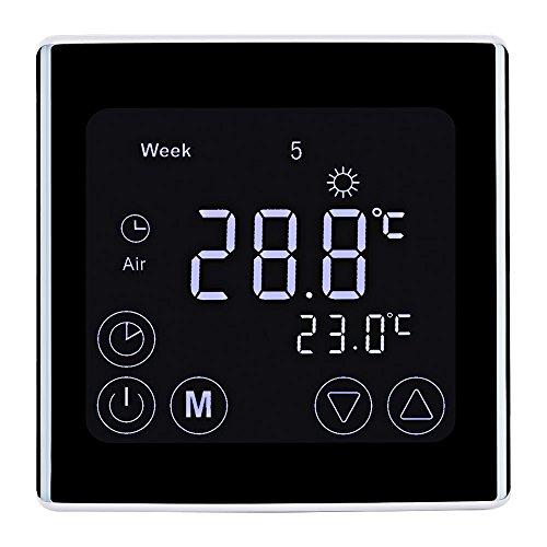 DASKOO C17.GH3 7 Tage Programmierbare Heizung Thermostat mit LCD-Touchscreen PC AC 85-250V 50/60Hz Für Haus, Schule, Büro, Geschäftsviertel -