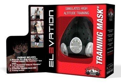 Traning Mask Elevation 2.0 Masque d'entraînement effet...