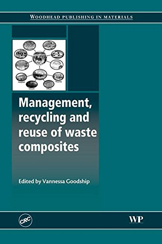 Management, Recycling and Reuse of Waste Composites (Woodhead Publishing Series in Composites Science and Engineering) (English Edition)