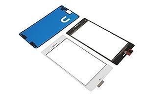 Sony Xperia M4 Aqua E2303 Touch Screen Display Front Glas Cover Original NEU white/weiß