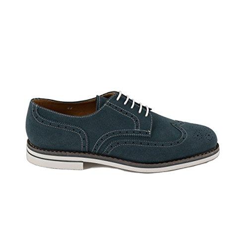 Nae Lito Blau - Herren Vegan Schuhe - 2