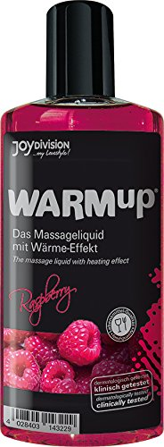 JOYDIVISION WARMup Himbeere 1er Pack(1 x 150 milliliters)