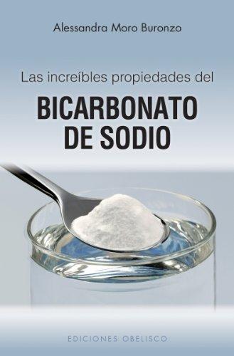Portada del libro Bicarbonato de Sodio (B) (SALUD Y VIDA NATURAL)