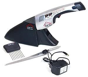 Couteau électrique sans fil portable, batterie rechargeable - DCG EM2122