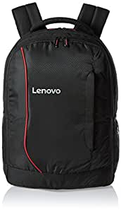 Lenovo Laptop Bag 15.6 inch backpack Black Red