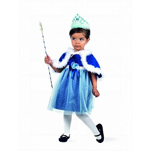 Limit Sport Aschenputtel-Kostüm für Kinder, Größe S - Deluxe Eis Prinzessin Kostüm