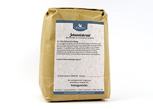 Johanniskraut   deutsche Arzneibuch-Qualität (höchste Qualitätsstufe)   geschnitten   Hypericum perforatum   500 g [erhältlich von 100 g bis 2 kg]
