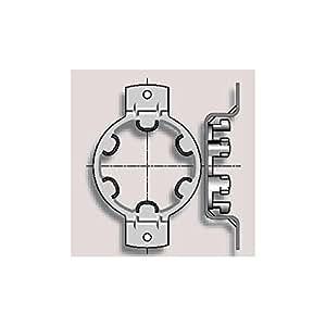 SOMFY - Support LT50 Omega - Entraxe 90 somfy - 9410717