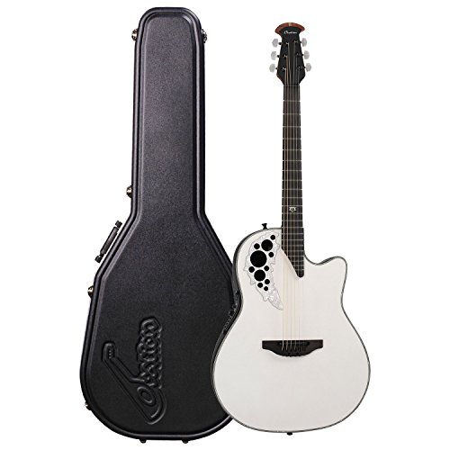 Ovation 2078 me-6p Melissa Etheridge firma guitarra electroacústica