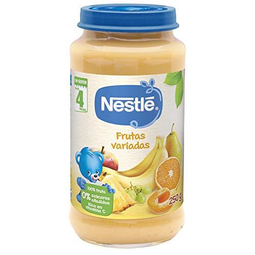 Nestlé Purés Tarrito de puré de fruta