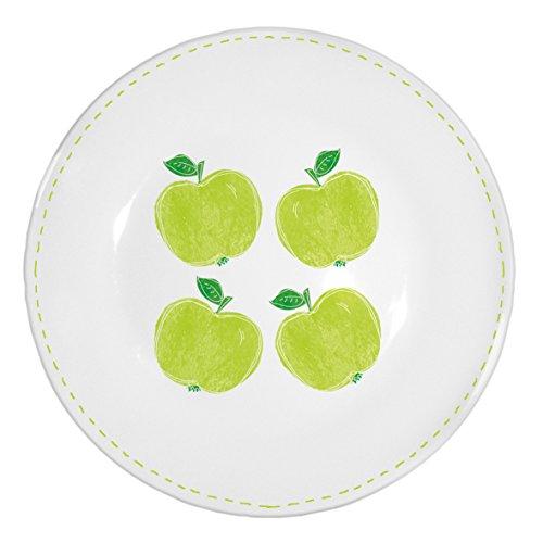 PPD Porzellan Dessertteller Kuchenteller Teller Apfel Fashion Apple