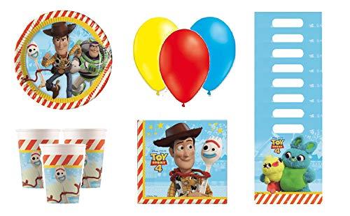 Cumpleaños Toy Story - Kit cumpleaños Toy Story