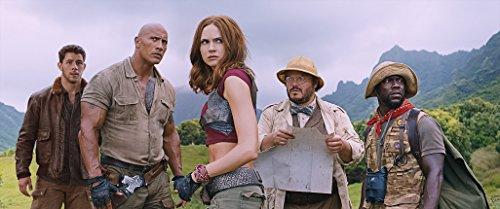 Jumanji: Willkommen im Dschungel – Ultra HD Blu-ray [4k + Blu-ray Disc] - 2