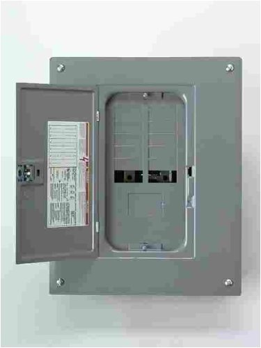 GE Energy Industrial Solutions TLM1212CCUP Main Lug Convertible Load Center Combination Cover, 125-Amp by GE -