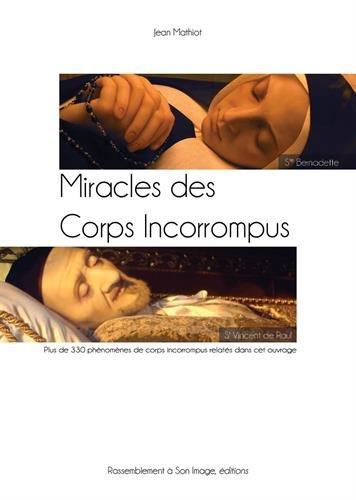 Miracles des corps incorrompus