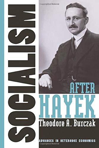 Socialism after Hayek (Advances in Heterodox Economics) -