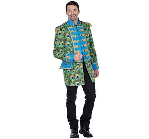 Pfau Kostüm Herren - Mottoland Herren Kostüm Frack Pfau Payton