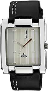Sonata Yuva Analog White Dial Men's Watch - 7946SL02