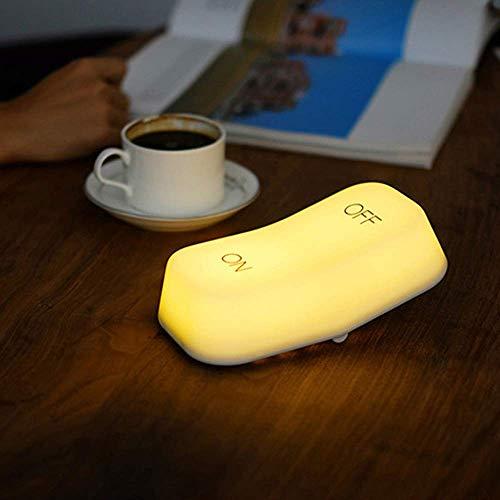 Ein-Aus-Schalter Licht USB-Lade Led Schreibtischlampe Tilt Schwerkraftsensor Lampe Bett Nacht 2 Tilt Usb