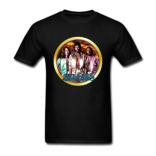 Design Bee Gees Disco T-shirt for Men