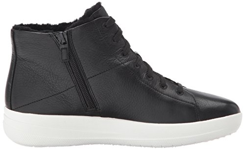 FitFlop F-Sporty High Top Sneakers Nero