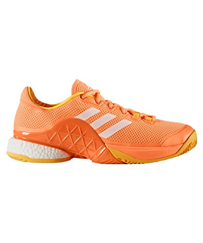 adidas Barricade 2017 Boost Tennisschuh Herren 9.5 UK - 44 EU
