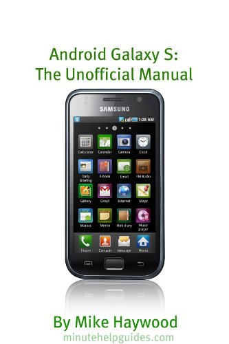 samsung galaxy s the unofficial manual also known as vibrant epic rh amazon in Samsung Fascinate Features Samsung Fascinate I500
