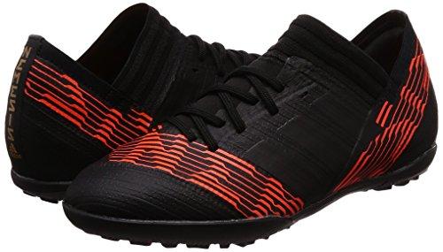 adidas Unisex Kids  Nemeziz Tango 17 3 Tf Footbal Shoes  Black Cblack Tagome  3 UK