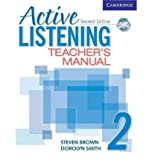 [(Active Listening 2 Teacher's Manual with Audio CD: Level 2)] [ By (author) Steve Brown, By (author) Dorolyn Smith ] [December, 2006]