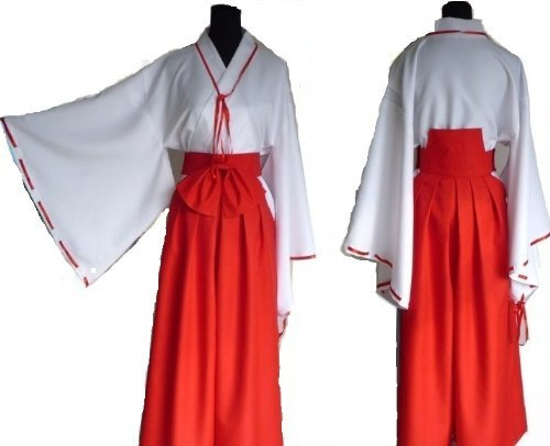 miko-miko-cosplay-costume-high-quality-costume-women-size-l-japan-import