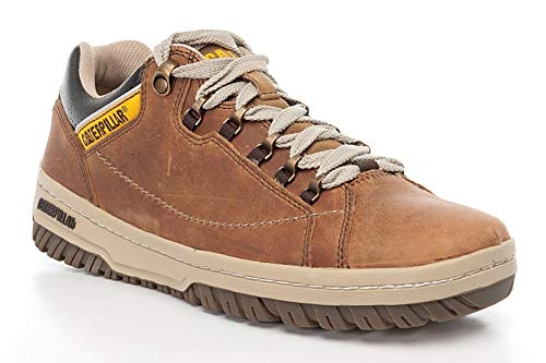 Caterpillar Herren APA P711584 Klassische Stiefel, Braun (Brown, 41 EU -