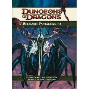 Play Factory - Dungeons & Dragons 4.0 : Bestiaire Fantastique 3